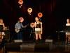 Grupas Jautrie draugi dalība vācu dziesmu festivālā