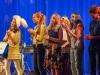Grupas Jautrie draugi koncerts Jaunolainē