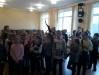 Muzicējam kopā ar 4.vidusskolas skolēniem!