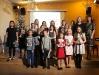 Skolotājas I.Freibergas audzēkņu Ziemassvētku koncerts