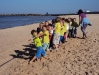 Sporta diena Ventspils pludmalē